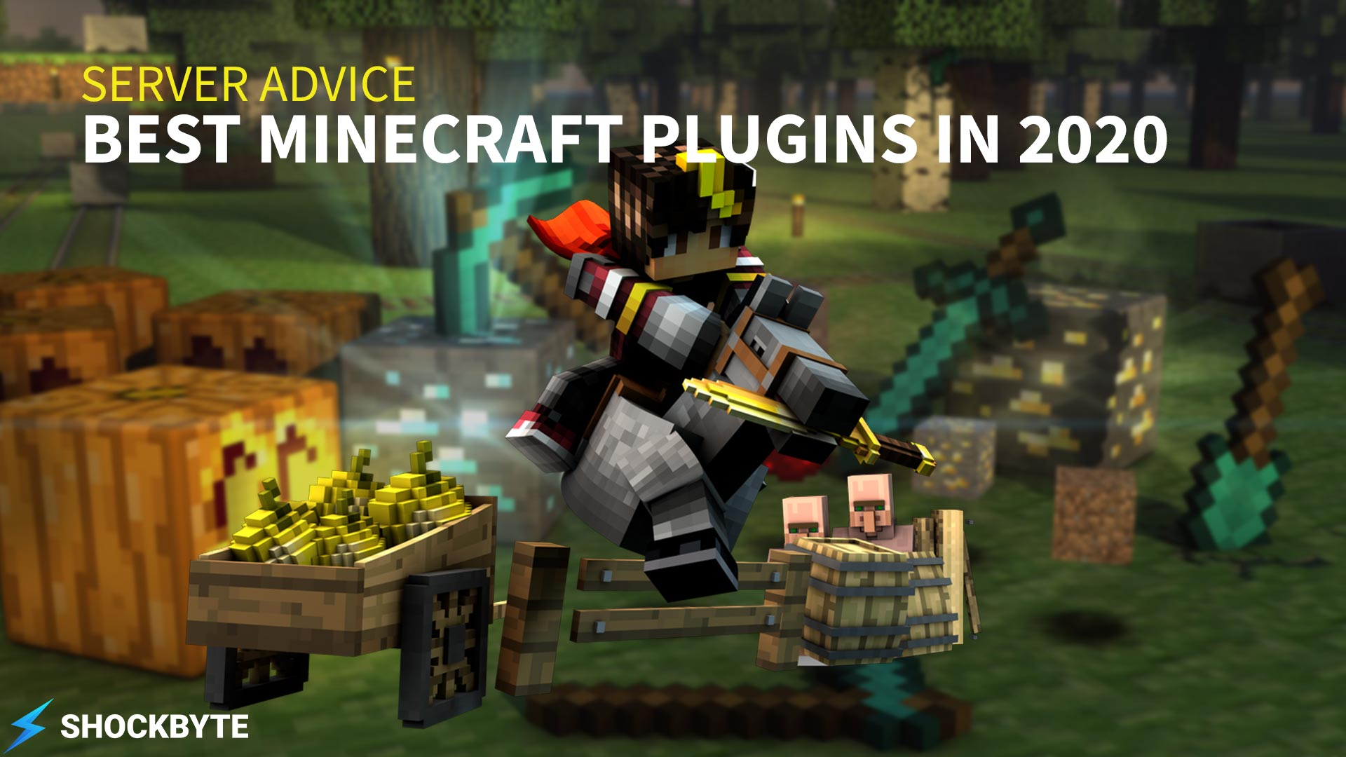 Best Minecraft Plugins In 2020 Shockbyte