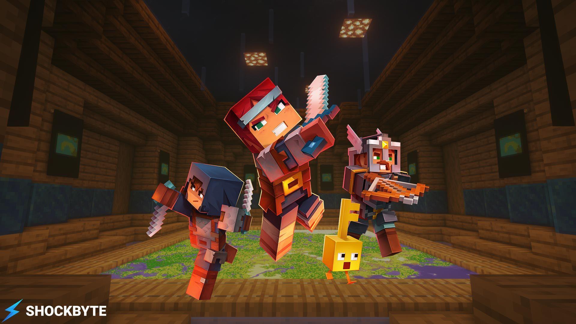 Best Minecraft Maps in 8